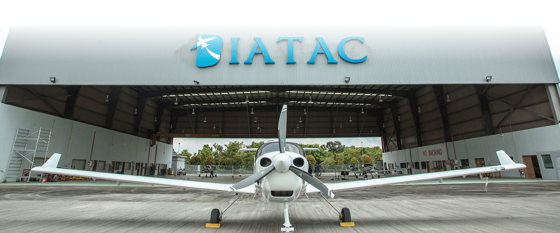 IATAC IS NOW OFFICIALLY OPENED!!!
