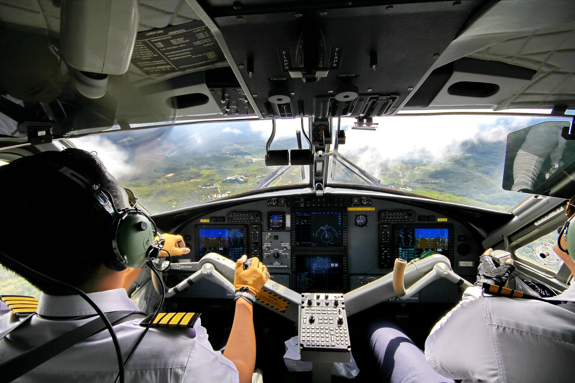 Pilot Shortage Threatens Airline Recovery