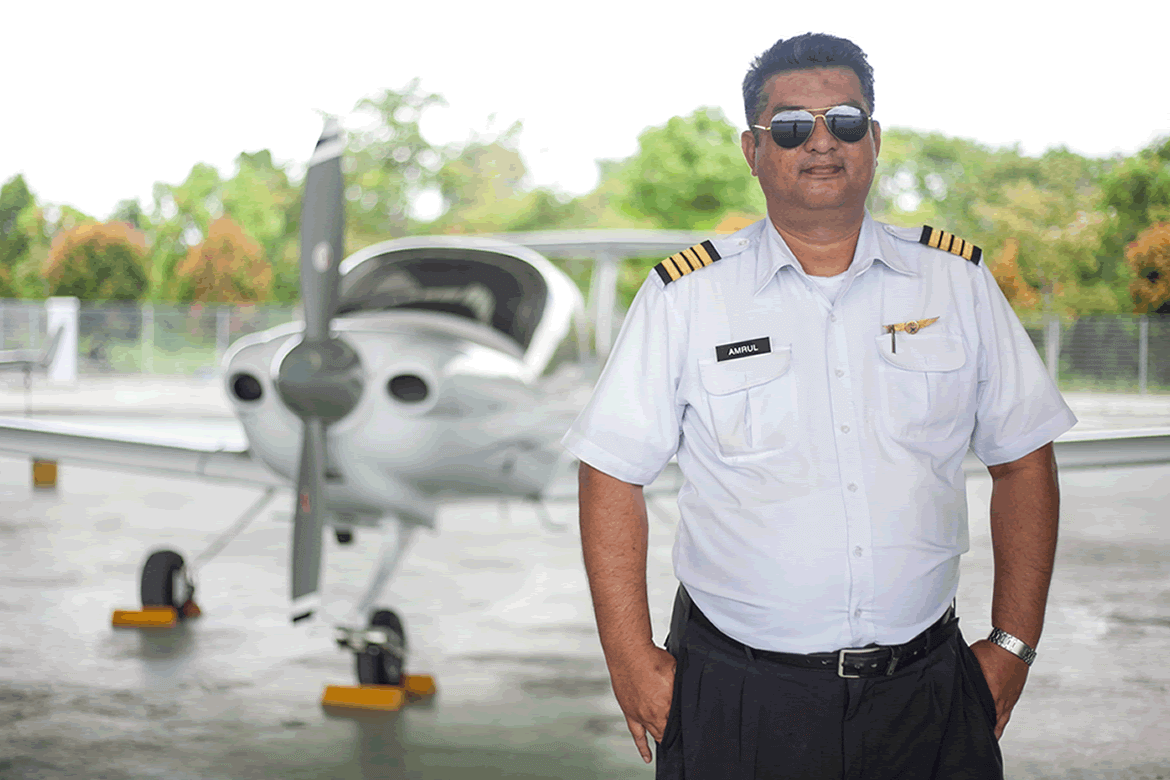Captain Amrul