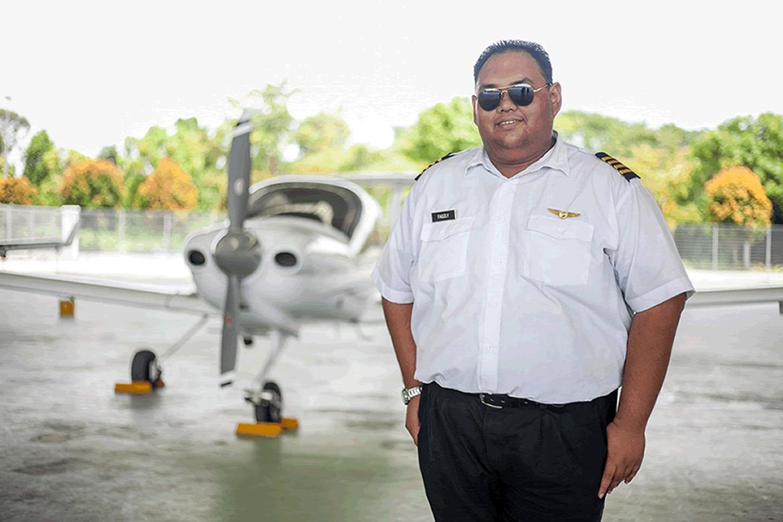 Captain Mohd. Fadzly